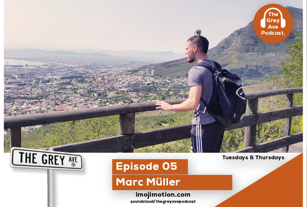 Episode 05 Marc Muller
