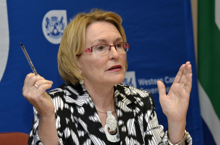 #119 Helen Zille – Blockchain, Uber & Regulation