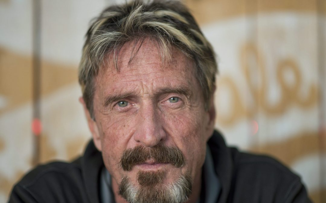 #145 John McAfee –  Governance, Wealth, Polygamy, Family and Freedom